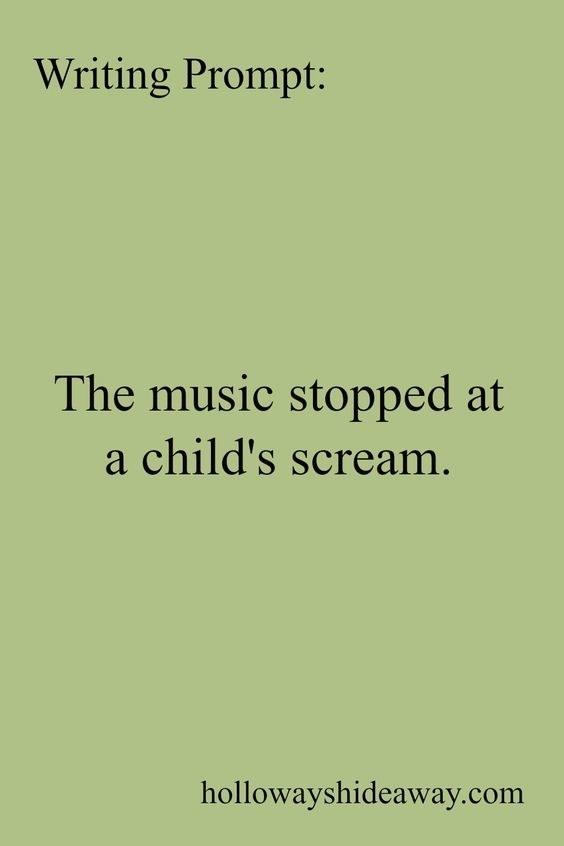 child-scream